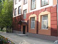 Облицовка фасада композитными панелями