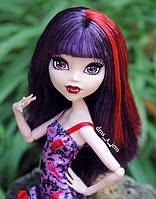 Кукла Monster High Элиссабэт (Elissabat) Школьная ярмарка Монстер Хай Школа монстров
