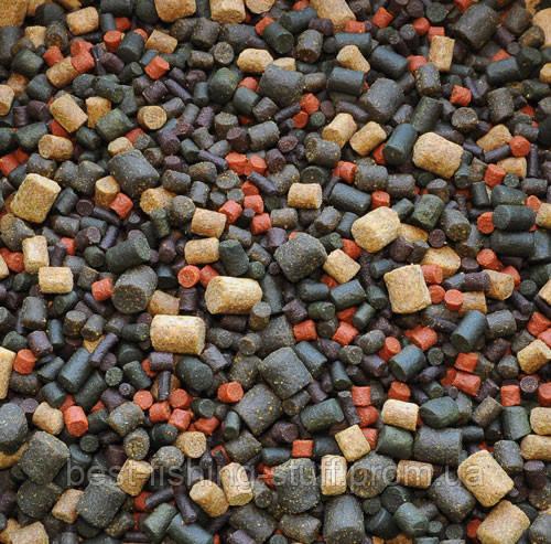 Multi Mix pellets  3кг 7кг
