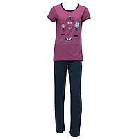Пижама (футболка+штаны)
