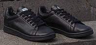Кроссовки Adidas Stan Smith RS- ЧЕРНЫЕ