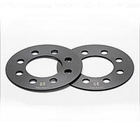 Автомобильное расширительное кольцо (Spacer) Н = 5 мм PCD4*114,3 DIA67,1