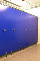 Санитарные кабины, шкафы для переодевания
