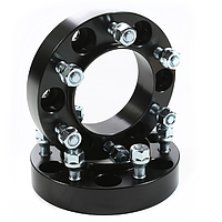 Автомобильное расширительное кольцо (Spacer) Н = 30 мм Шпилька 12*1,5 PCD6*139,7 DIA67,1 -> 67,1
