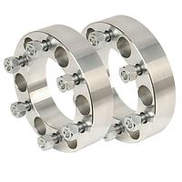 Автомобильное расширительное кольцо (Spacer) Н = 30 мм Шпилька 12*1,5 PCD6*139,7 DIA106,0