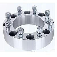 Автомобильное расширительное кольцо (Spacer) Н = 50 мм Шпилька 14*1,5 PCD8*165,1 DIA117