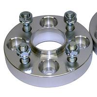 Автомобильное расширительное кольцо (Spacer) Н = 20 мм Шпилька 12*1,25 PCD4*98 -> 4*100 DIA58,6 -> 67,1