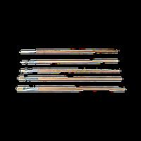 Набор кистей для подкраски, короткая щетина (5шт.) FAVORIT