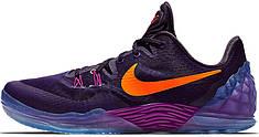 Мужские кроссовки Nike Zoom Kobe Venomenon 5 Crt Purple/Ttl Orange 749884-585, Найк Коб