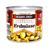 Арахис Trader Joe's ж/б 200г