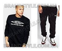 Спортивный костюм Umbro черный