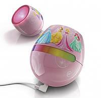 Детская настольная Лампа Philips Disney Принцессы 71704/28/16 ночник