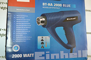 фен Einhell BHA 2000, кейс