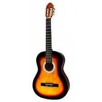 Классическая гитара  BANDES 851 3TS 39 дюймов с нейлоновыми струнами