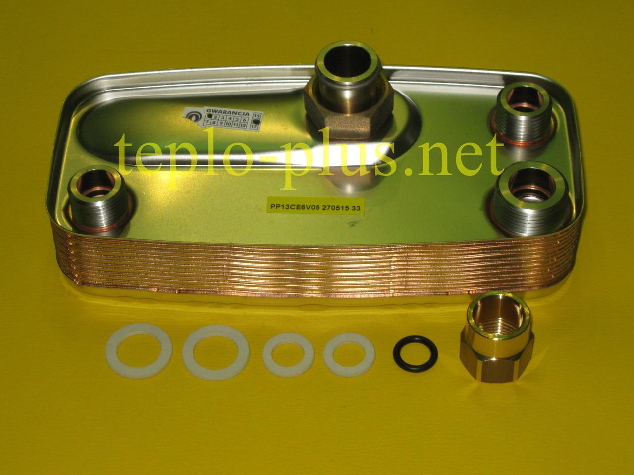 Теплообменник mini Пластины теплообменника SWEP (Росвеп) GC-51N Киров