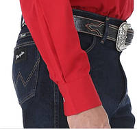 джинсы Wrangler 13MWSEDD Silver Edition  DARK DENIM