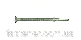 Саморез с крылышками 5,5х85, покр. Corrseal, гол. потай PH2, упак.-150 шт., Швеция