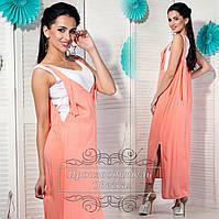 Платье двойка асимметрия Карелия