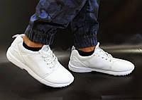 Мужские кроссовки Adidas Flux белые