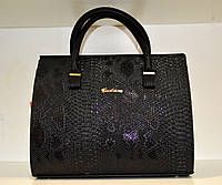 Стильная женская сумка с принтом