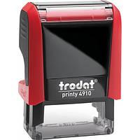 Оснастка для штампа пластмассовая 26х9мм, Trodat 4910