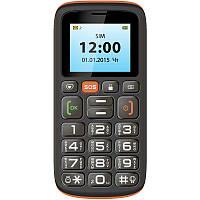 Сотовый телефон для пожилых Astro B181 на 2 сим-карты, клавиша SOS, озвучка, простое меню, 116х54х13,5мм
