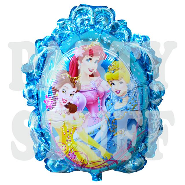 фольгированный шар Принцессы Дисней