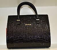 Модная женская сумка рептилия