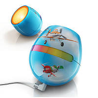 Детская настольная Лампа Philips Disney Самолеты 71704/53/16 ночник