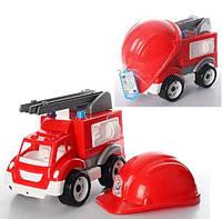 Набор Маленький пожарник Технок