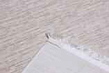 Акриловый ковер бежевого цвета однотонный, фото 3
