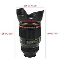 Кружка Объектив Canon EF 28-135 mm, фото 1