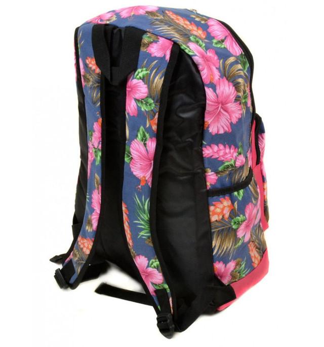 Школьный рюкзак в цветах