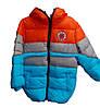 Детская куртка на мальчика (6-10 лет). Осень