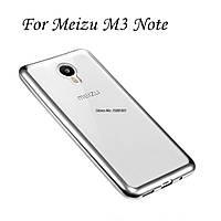 Чехол TPU для Meizu M3 Note