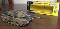 Танк на пульте управления HuanQi H500 Bluetooth с и/к пушкой для танкового боя 1:36 (игрушки танки)