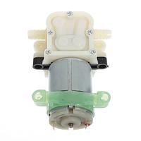 Электрический мембранный насос водяной 12В 150л/ч самовсасывающий, фото 1