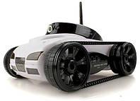 Танк шпион на пульте управления WiFi I-Spy с камерой (игрушки танки)