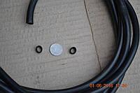 Трубка (шланга) резиновая бензостойкая  внутренний диаметр 6  мм, стенка 1,5мм