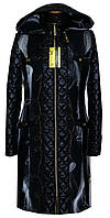 Молодёжное пальто с отделкой, фото 1