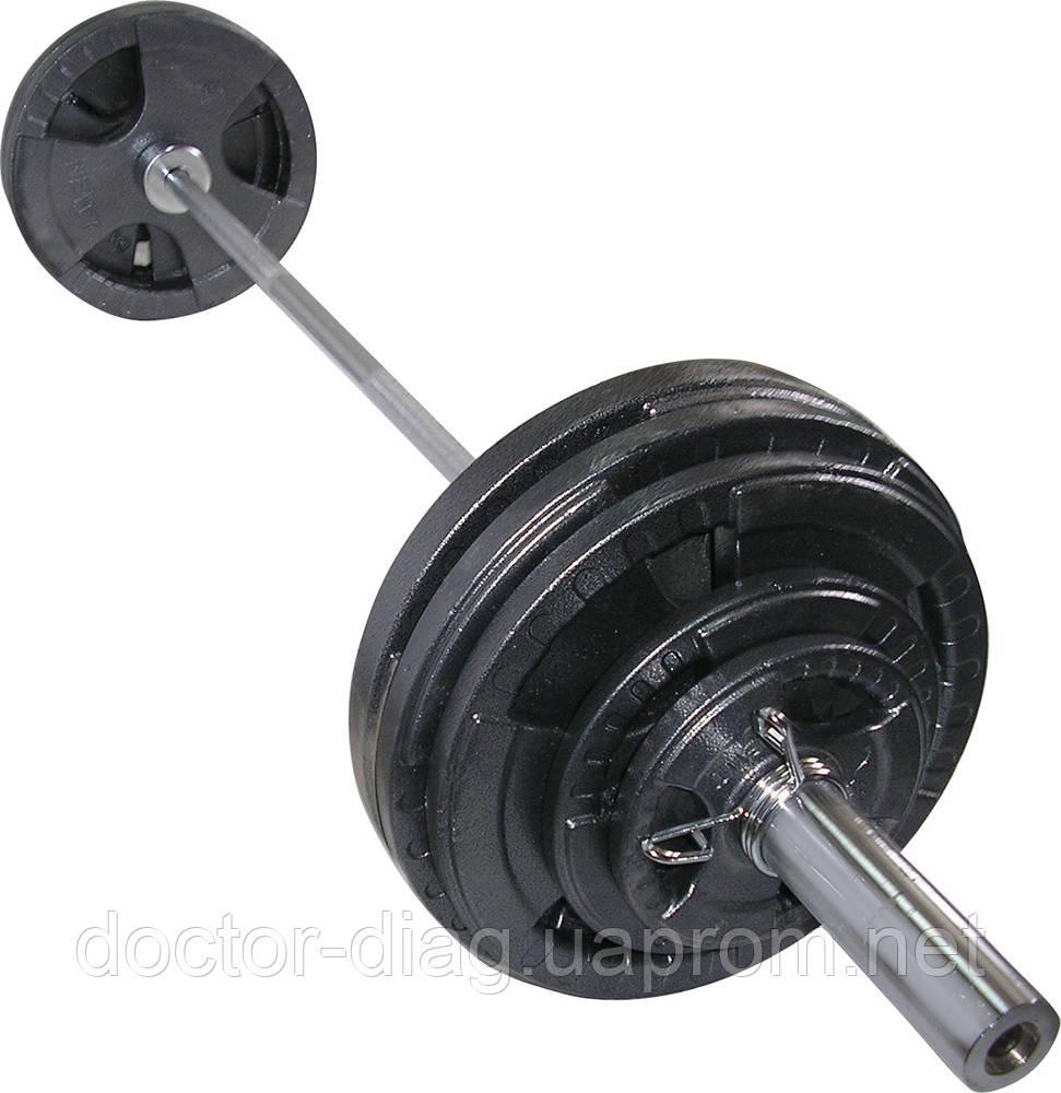Newt Штанга Newt TI-NE0100-2200 (100 кг)