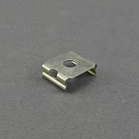 Комплект крепежных скоб с саморезами для LED профиля по 6 шт
