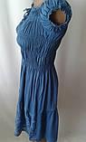 Однотонные красивые платья с вышивкой, фото 3