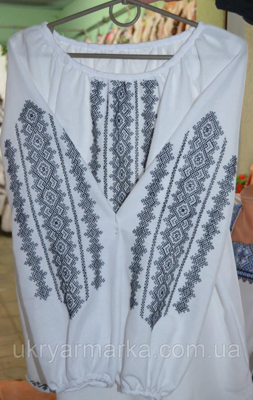 """Жіноча вишита блузка """"Вінницька доріжка"""""""