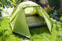 Палатка JY 1537 2-х слойная 3-х местная Качественная семейная палатка для походов. При любой погоде остается с