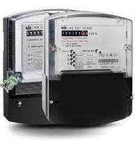 Счетчик электроэнергии НИК 2303 АРТ1 1100 5(10)А 100В 3-ф электронный однотарифный