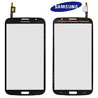 Сенсорный экран (touchscreen) для Samsung Mega 6.3 i9200 / i9205, оригинал, синий