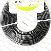 Леска 2,7 мм круглая с жилкой