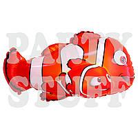 Воздушный шарик рыбка Немо,46см.
