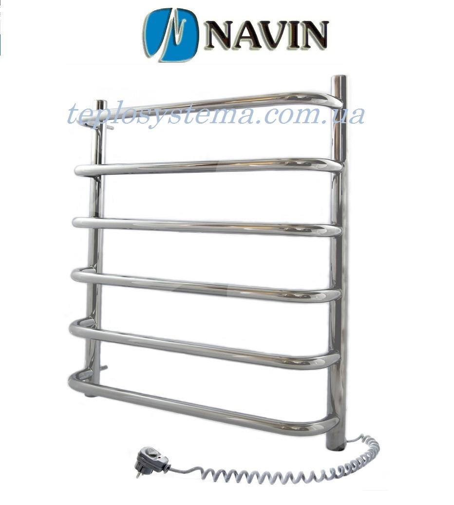 Полотенцесушитель електричний NAVIN Симфонія 480 х 600 (без терморегулятора)